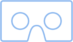 enter VR mode icon